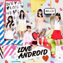 Idol Name: Ra Line - 救世主☆テレパシー/LOVEANDROID[CD]【返品種別A】