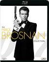 【送料無料】007/ピアース・ブロスナン ブルーレイコレクション/ピアース・ブロスナン[Blu-ray]【返品種別A】