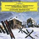 ショスタコーヴィチ:交響曲第7番 作品70《レニングラード》/バーンスタイン(レナード)[CD]【返品種別A】