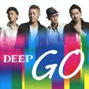 GO(DVD付)/DEEP[CD+DVD]【返品種別A】