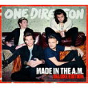 MADE IN THE A.M.(DELUXE)【輸入盤】▼/ONE DIRECTION[CD]【返品種別A】