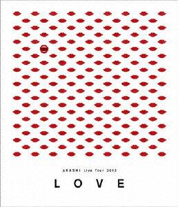 """【送料無料】ARASHI Live Tour 2013""""LOVE"""