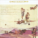 マーラー:交響曲第4番ト長調/バーンスタイン(レナード)[HybridCD]【返品種別A】