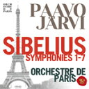 Composer: Sa Line - 【送料無料】SIBELIUS: COMPLETE SYMPHONIES【輸入盤】▼/PAAVO JARVI&ORCHESTRE DE PARIS[CD]【返品種別A】