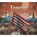 【送料無料】[限定盤]Traveler【初回限定盤LIVE Blu-ray盤】/Official髭男dism[CD+Blu-ray]【返品種別A】