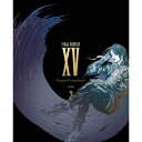 FINAL FANTASY XV Original Soundtrack Volume2(Blu-ray Disc Music)/ゲーム・ミュージック