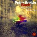バッハ:インヴェンションとシンフォニア/ゼルキン(ピーター)[CD]【返品種別A】
