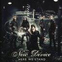 Artist Name: N - Here We Stand/ニュー・ディヴァイス[CD]【返品種別A】
