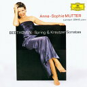 Other - ベートーヴェン:ヴァイオリン・ソナタ第5番《春》、第9番《クロイツェル》/アンネ=ゾフィー・ムター[SHM-CD]【返品種別A】