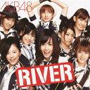 RIVER/AKB48[CD+DVD]【返品種別A】
