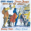 Artist Name: A - [枚数限定][限定盤]バック・オン・ザ・ストリート/アール・ハインズ,ジョナ・ジョーンズ[CD]【返品種別A】