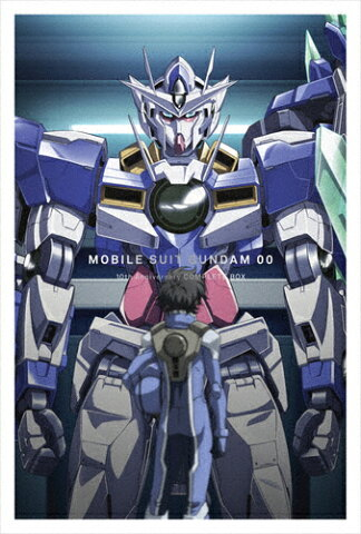 【送料無料】[枚数限定][限定版]機動戦士ガンダム00 10th Anniversary COMPLETE BOX【初回限定生産】/アニメーション[Blu-ray]【返品種別A】