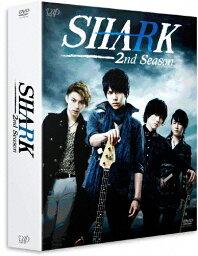 【送料無料】[枚数限定][限定版]SHARK 〜2nd Season〜 DVD-BOX 豪華版<初回限定生産>/重岡大毅(ジャニーズWEST)[DVD]【返品種別A】