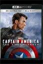 【送料無料】キャプテン・アメリカ/ザ・ファースト・アベンジャー 4K UHD/クリス・エヴァンス[Blu-ray]【返品種別A】