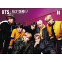 【送料無料】[限定盤][初回仕様]FACE YOURSELF(初回限定盤B)/BTS (防弾少年団)[CD+DVD