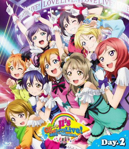 【送料無料】ラブライブ!μ's Go→Go! LoveLive! 2015〜Dream Sensation!〜 Blu-ray Day2/μ's[Blu-ray]【返品種別A】