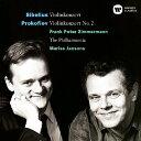 Classic - シベリウス:ヴァイオリン協奏曲、プロコフィエフ:ヴァイオリン協奏曲第2番/ツィンマーマン(フランク・ペーター)[CD]【返品種別A】