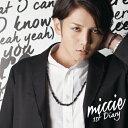 1st Diary/miccie[CD+DVD]【返品種別A】