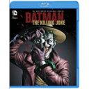 バットマン:キリングジョーク/アニメーション[Blu-ray]【返品種別A】