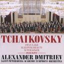 Composer: Ta Line - チャイコフスキー:《白鳥の湖》《眠りの森の美女》《くるみ割り人形》[抜粋]/ドミトリエフ(アレクサンドル)[HybridCD]【返品種別A】