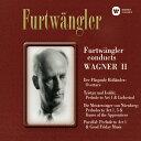 作曲家名: Wa行 - ワーグナー:管弦楽曲集 第2集/フルトヴェングラー(ヴィルヘルム)[HybridCD]【返品種別A】