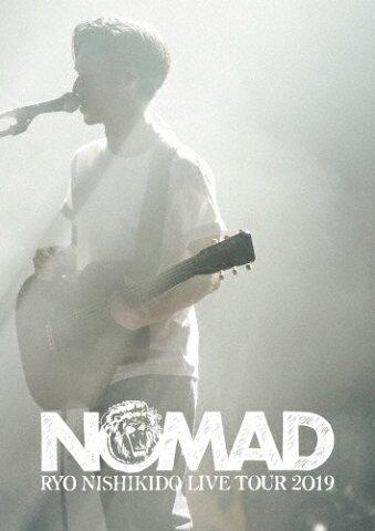"""【送料無料】[枚数限定][先着特典付]錦戸亮 LIVE TOUR 2019 """"NOMAD"""