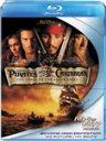 パイレーツ・オブ・カリビアン/呪われた海賊たち/ジョニー・デップ[Blu-ray]