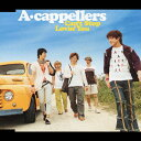 Artist Name: A Line - Can't Stop Lovin'You/ア・カッペラーズ[CD]【返品種別A】