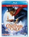 【送料無料】Disney's クリスマス・キャロル 3Dセット/ジム・キャリー[Blu-ray]【返品種別A】