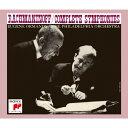 Composer: Ra Line - ラフマニノフ:交響曲全集&交響的舞曲/オーマンディ(ユージン)[CD]【返品種別A】