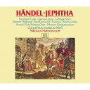 【送料無料】ヘンデル:オラトリオ『イェフタ』/アーノンクール(ニコラウス)[CD]【返品種別A】