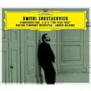 Composer: Sa Line - [枚数限定]ショスタコーヴィチ:交響曲第4番&第11番【輸入盤】▼/アンドリス・ネルソンス[CD]【返品種別A】