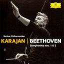 Other - 【送料無料】[枚数限定][限定盤]ベートーヴェン:交響曲第1番・第2番(初回限定盤)/カラヤン(ヘルベルト・フォン)[CD]【返品種別A】
