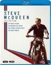 【送料無料】[枚数限定][限定版]スティーブ・マックィーン クールヒーロー ブルーレイBOX〔初回生産限定〕/スティーブ・マックィーン[Blu-ray]【返品種...