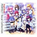 【送料無料】[枚数限定]Angel Beats! PERFECT VOCAL COLLECTION/TVサントラ[CD]【返品種別A】