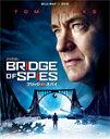 【送料無料】[枚数限定][限定版]ブリッジ・オブ・スパイ 2枚組ブルーレイ&DVD〔初回生産限定〕/トム・ハンクス[Blu-ray]【返品種別A】