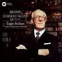 Symphony - ブラームス:交響曲 第3番 悲劇的序曲/ヨッフム(オイゲン)[CD]【返品種別A】