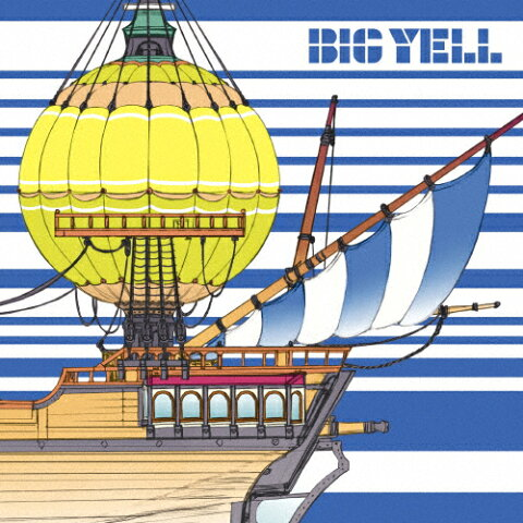 【送料無料】[限定盤][先着特典付]BIG YELL(初回生産限定盤)/ゆず[CD+DVD]【返品種別A】