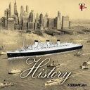 HISTORY/T-SQUARE plus[HybridCD+DVD]【返品種別A】