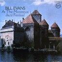 モントゥルー・ジャズ・フェスティヴァルのビル・エヴァンス+1/ビル・エヴァンス[SHM-CD]【返品種別A】