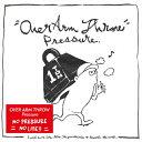 艺人名: A行 - Pressure/OVER ARM THROW[CD]【返品種別A】