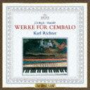 Instrumental Music - イタリア協奏曲〜J.S.バッハ&ヘンデル:チェンバロ名曲集/リヒター(カール)[CD]【返品種別A】