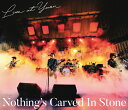 【送料無料】Nothing's Carved In Stone Live at 野音【Blu-ray】/Nothing's Carved In Stone[Blu-ray]【返品種別A】