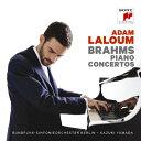 ブラームス:ピアノ協奏曲第1番&第2番/アダム・ラルーム,山田和樹[Blu-specCD2]【返品種別A】
