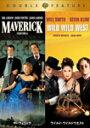 楽天Joshin web CD/DVD楽天市場店[枚数限定][限定版]【初回限定生産】マーヴェリック/ワイルド・ワイルド・ウエスト DVD(お得な2作品パック)/メル・ギブソン[DVD]【返品種別A】