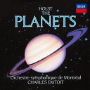 Orchestral Music - ホルスト:組曲《惑星》/デュトワ(シャルル)[SHM-CD]【返品種別A】
