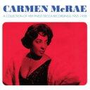 藝人名: C - HER FINEST DECCA RECORDINGS 1955-1958[輸入盤]/CARMEN MCRAE[CD]【返品種別A】