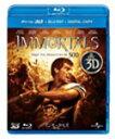 【送料無料】インモータルズ-神々の戦い- 3D&2Dブルーレイ+デジタルコピー(3枚組)/ヘンリー・カヴィル[Blu-ray]【返品種別A】
