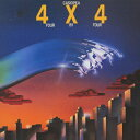 Artist Name: C - 4×4 FOUR BY FOUR/カシオペア[CD]【返品種別A】