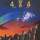 艺人名: C - 4×4 FOUR BY FOUR/カシオペア[CD]【返品種別A】